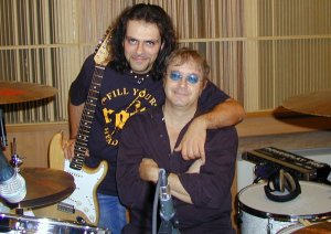 DEEP PURPLE Drummer Lays Down More Tracks For MOONSTONE Project - Oct. 5, 2005