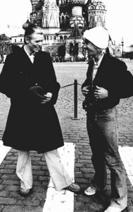 Второй приезд в СССР, 1975