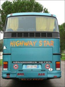 Вот такие автобусы колесят по дорогам Италии!
