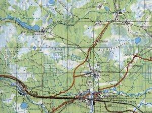 Велика и беспредельна география обитания одноклубников. Новгородская область тоже присутствует.