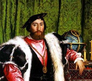 Ещё Генрих Восьмой на тенора из Большого театра похож Войнаровского(?). Точно не помню фамилии, портрет все знают, ленюсь искать.