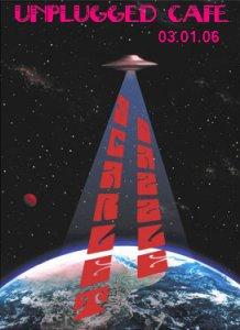 2SergeK 03.01.06 будет концерт в Unplugged Cafe вместе с группой Almost Famous.