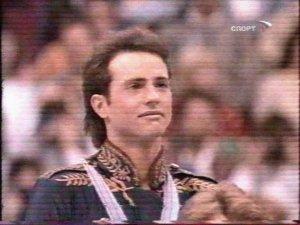 Олимпийским чемпионом стал Брайен Бойтано из США. Внизу скальп Виктора Петренко.