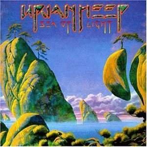 Uriah Heep - Sea Of Light © 1995 SPV/Steamhammer  Fear of Falling.....