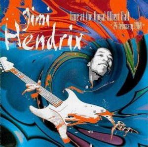 Jimi Hendrix - Live at the Royal Albert Hall © 2000