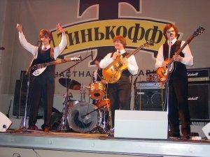 Битлз-марафон и памятник The Beatles в Екатеринбурге!!!