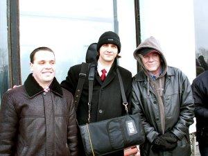 Денисов, Денис и Дэн :-)