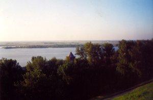 Попробую выложить некоторые фотки Итак, Волга-матушка: