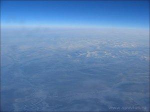Поздравляю! Желаю счастья и процветания! На фото - район Анадыря с птичьего полета.