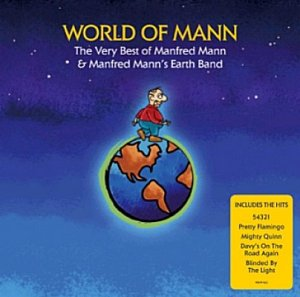 MANFRED MANN World Of Mann - The Very Best Of