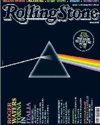 Новый номер итальянского Rolling Stone с оформлением от Сторма Торгесона