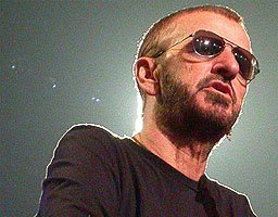 Ringo Starr seen here yesterday facing the media at Casino Rama will play the entertainment centre tonight and tomorrow night with his All-Starr band which includes musicians Sheila E, Rod Argent (The Zombies), Richard Marx, Billy Squier, Hamish Stuart (Average White Band) and Edgar Winter.