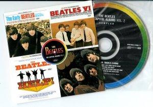 Лот # 2. Промо-диск, посвященный выходу коробки Capitol Albums Vol.2