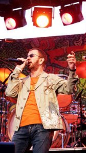 Ringo Starr performs at Wente Vineyards in Livermore on Tuesday, June 27th, 2006