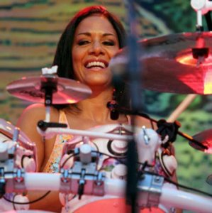 Sheila E. performs along with Ringo Starr at Wente Vineyards in Livermore on Wednesday, June 28th, 2006.