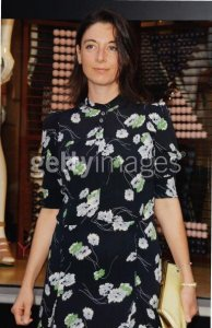JUNE 28: Mary McCartney arrives for Peta's Humanitarian Awards at the Stella McCartney shop on June 28, 2006 in London, England.