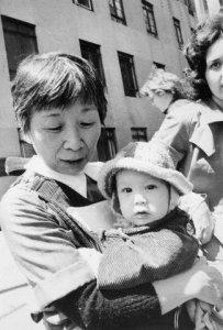 Первое появление Шона на публике. 26 May 1976, Manhattan, New York