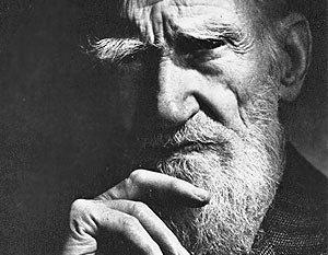 Бернард Шоу родился 26 июля 1856 года в Дублине.