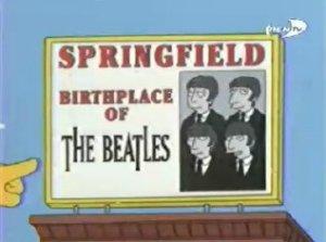 Спрингфилд - это родина Битлз!