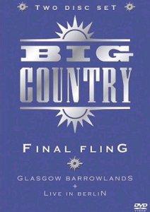 BIG COUNTRY Final Fling