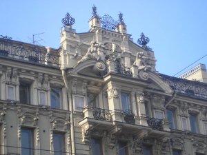 один из моих любимых домов на Невском