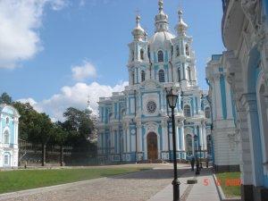 В августе я исполнил своё намерение съездить в Санкт-Петербург в этом году.