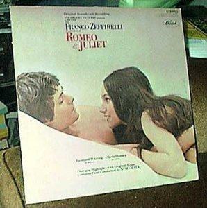 Великолепный саундрек Нино Роты к Ромео и Джульетте