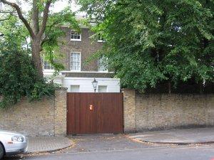 Адрес дома Пола Маккартни