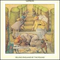 Selling England By The Pound - Genesis Любимая арт-роковая пластинка.