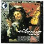 The Baltimore Consort - The Art Of The Bawdy Song
