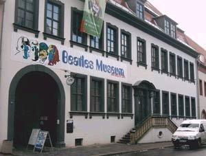 Битловский музей в г. Халле, Германия.