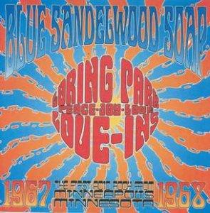 Blue Sandelwood Soap: Loring Park Love-Ins 1967-68