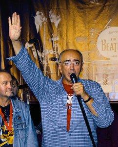 66-летие Джона Леннона. Санкт-Петербург. Мюзик-холл. Сергей Асланов: «Хайль Леннон!»