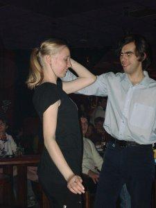 Танцуют, однако!!..