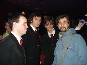 27/01. Beatles.ru 7 лет - концерт с участием East End, Puttin' On The Beatles Style, Dans Ramblers и The Beatween