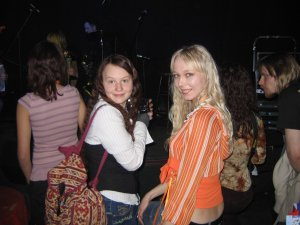 McCaPaul и Катя Scarlett=)