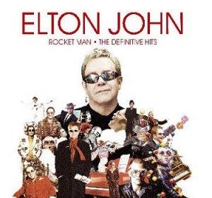 ELTON JOHN Rocket Man - The Definitive Hits
