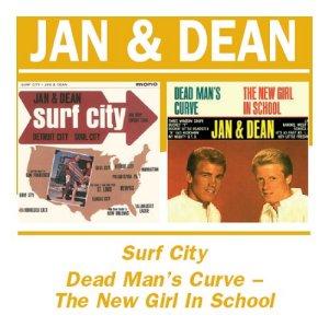 JAN & DEAN Surf City / Dead Man's Curve - The New Girl In School