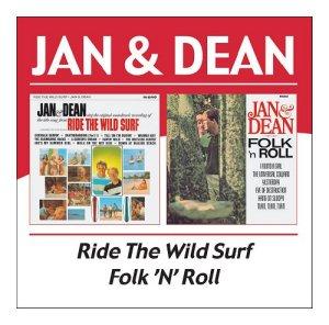 JAN & DEAN Ride The Wild Surf / Folk 'N' Roll