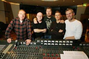 Bryan Adams band and Studio Engineer Geoff Emerick