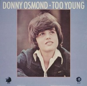 Тоже один из любимых альбомов Донни 1972 г. Время его расцвета.