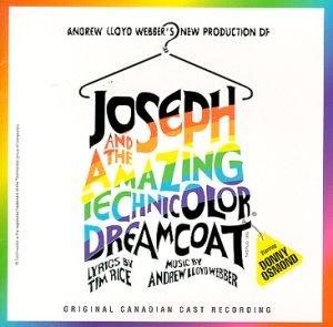 Следует также отметить участие Донни в мюзикле Joseph and the Amazing Technicolor Dreamcoat. Выходил на видео в 1999 году. Исполнение на высоте!