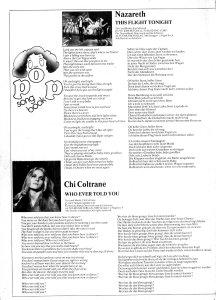 POP Song Book