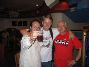 «Вслед за Битлз» — поездка Клуба Beatles.ru в Ливерпуль и обратно — сезон 2007