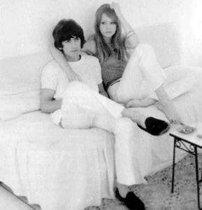 Фотографии Джорджа и Патти