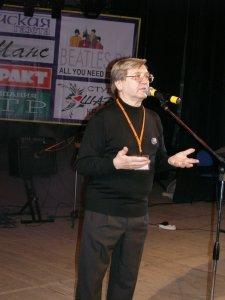 Организатор фестиваля, Олег Зверев