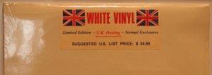 Британский ре-экспорт альбома The Beatles, P-PCS 7067/8, 1978 год, белый винил, sealed, оригинальный стикер.
