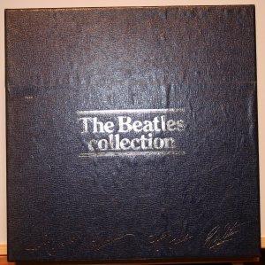 Британский экспорт для США: Коробка ВС-13, 1978 год, включает 13 британских альбомов плюс американский прессинг Rarities на Капитол. В отличии от чисто британской, экспортные коробки бы номерными.