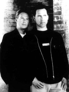 Британская синт-поп группа OMD (Orchestral Manoeuvres in the Dark)