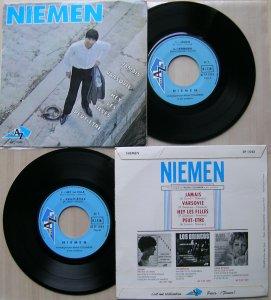 Спасибо, Gene, за очень интересную ссылку (см. выше). Благодаря тебе я узнал, что есть еще люди помнящие музыку Ч.Немена!